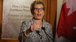 Wynne Calls Byelection Already Clouded By