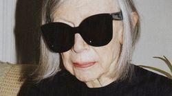 Joan Didion Stars In Something