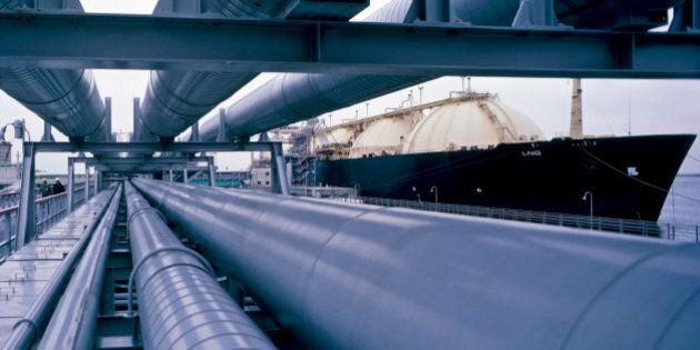 B.C. LNG Pipelines Won't Carry Oil, Bitumen: