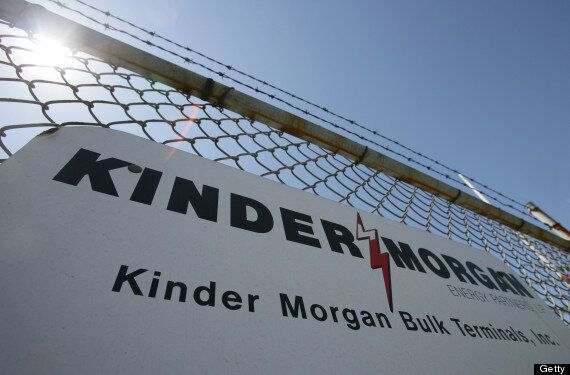 Kinder Morgan Oil Pipeline Isn't The Only Energy Project On Canada's