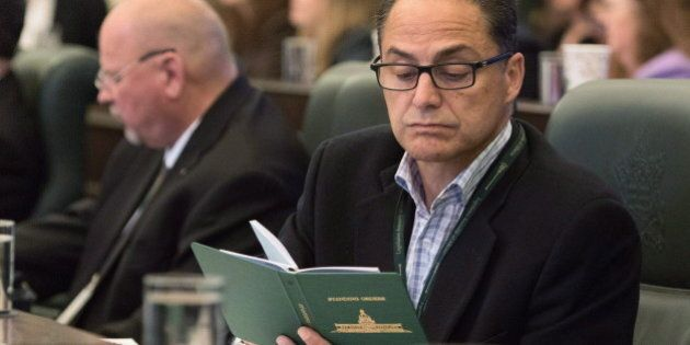 Alberta's Finance Minister Moves Budget Balance Date Back One