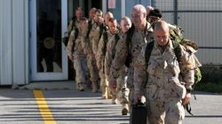 Former Part-Time Soldiers Wait 2 Years For Severance