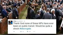 Twitter To MPs: Think #Elbowgate Is A Big Deal? Try Public