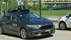 Uber's Self-Driving Car Has Hit The