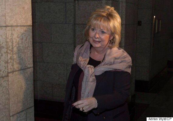Pamela Wallin Won't Face Charges In Senate Expense Scandal, RCMP