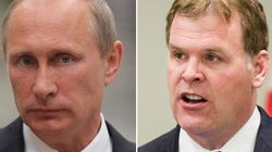 Russia Accuses Baird Of Being
