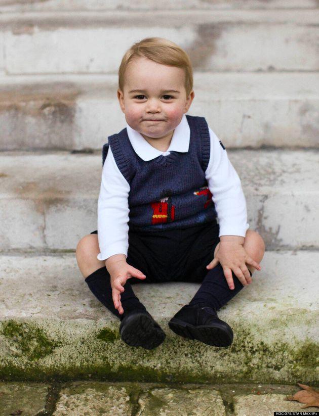 Prince George Is One Of GQ's 'Best Dressed Men In Britain