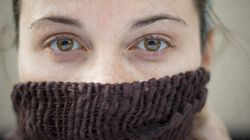 Wearing A Scarf Over Your Nose Could Actually Help Your