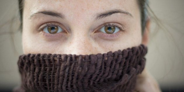 Common Cold Could Be Prevented By Wearing A Scarf Over Your