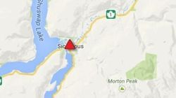 Okanagan Mudslide Causes Home Evacuation, Highway