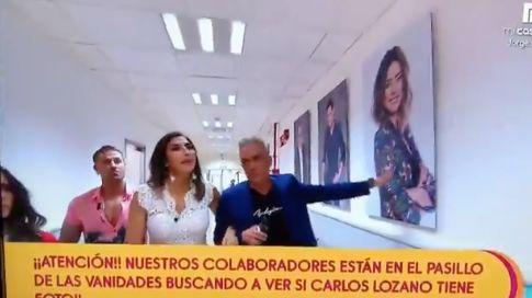 El controvertido comentario de Paz Padilla en 'Sálvame' (Telecinco) al ver la foto de Sandra