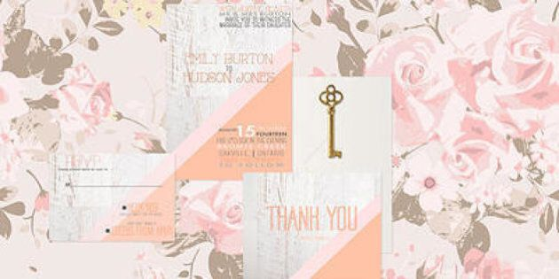 Wedding Invitations Made In Canada With A Whole Lot Of