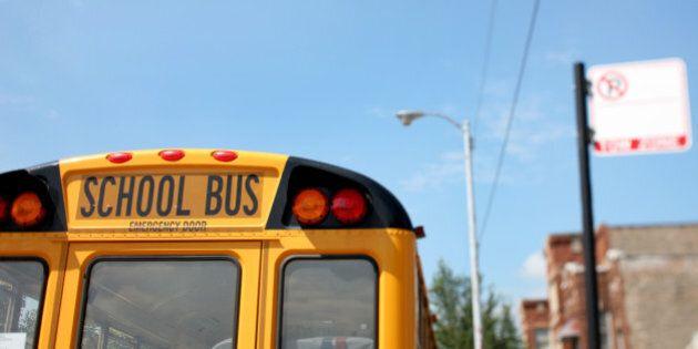 Halton Hills Crash: Tanker Truck Crashes Into Ontario School Bus, 7 Kids