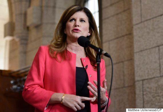Rona Ambrose Says Trudeau Should Be 'Ashamed' Over Incident In