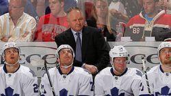 Toronto Maple Leafs Coach