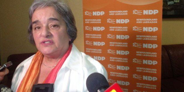 Lorraine Michael Quits As N.L. NDP