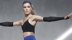 Genie Bouchard Says These Pants Will Make Your Butt Look