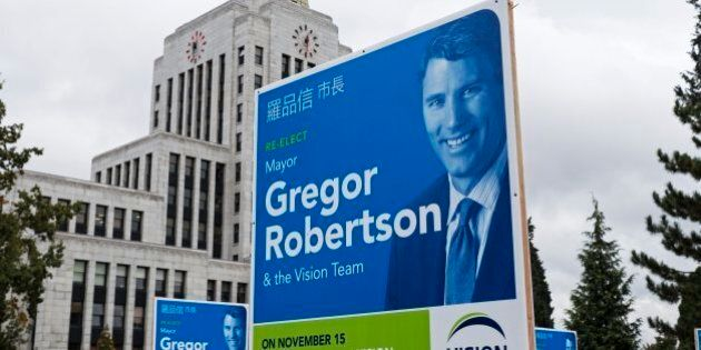 Campaign Donor Lists Released By Vision Vancouver And