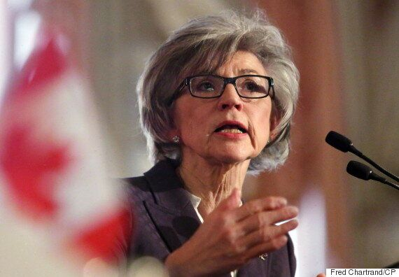 Chief Justice Beverley McLachlin Sees 'Satisfactory' End To IT Impasse With