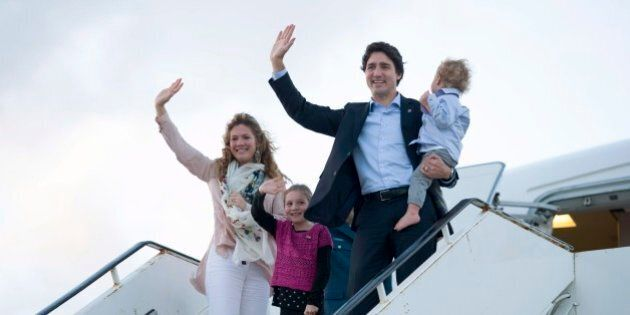 James Martin Platts Charged After Alleged Threats To Justin Trudeau's Kids, Female