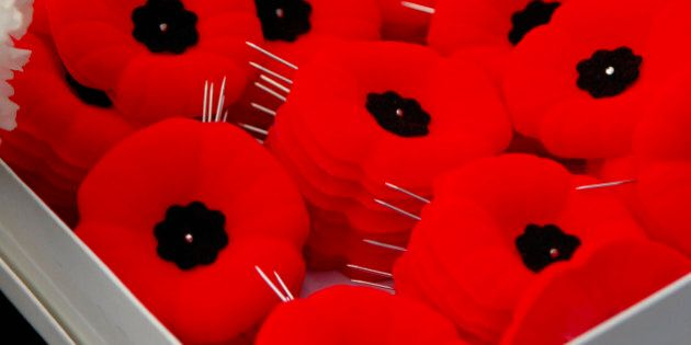 Remembrance Day 2014: Record-Breaking Sales Lead To Poppy Shortage In
