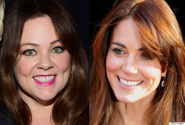 Melissa McCarthy Is Slowly Morphing Into Kate
