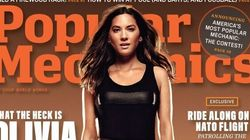 Olivia Munn Walks Away From An 'Explosion,' Looks