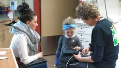 Calgary Hospital Finds New Ways To Help Kids Manage