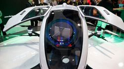 Passenger Drone Is Proof That 'Blade Runner' Future Is
