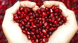 The Most Delicious And Healthy Pomegranate