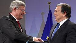 Feds Spent $121K On Canada-EU