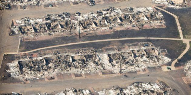 Home Builders Step Up To Aid In Fort McMurray