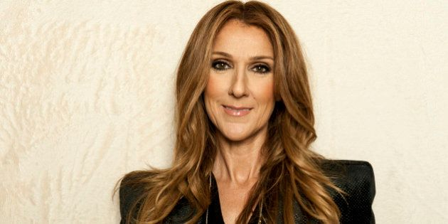 CORRECTS YEAR TO 2013 - Singer Celine Dion poses for a portrait on Saturday, Dec. 14, 2013 in Los Angeles....