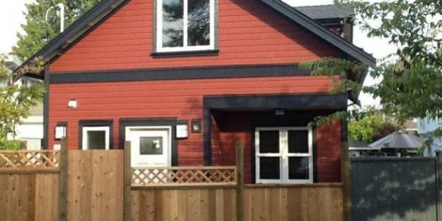 Vancouver Laneway Homes Hit Record Year In 2014, Says