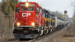 5,000 CP Rail Workers Could Be Off Job By Sunday
