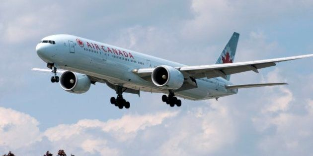 Air Canada Flight AC850 Diverted To Toronto Over 'Slight Electrical