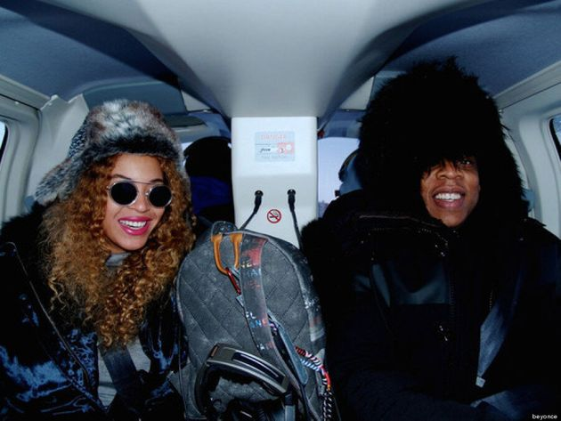 Beyonce Heats Up Iceland In Tiny White