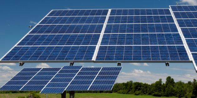 Transcanada Buys Ontario Solar Power Plant, Its 8th One In The