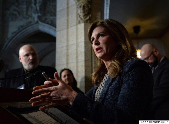 Michelle Rempel, Tory MP, May Turn Face On Trans Rights