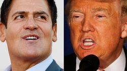 Mark Cuban Sees YUUUGE Stock Trouble If Trump