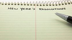 My (Sort of) New Year's Resolutions for