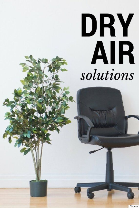 Solutions For Dry Air In The