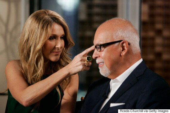 Celine Dion Reveals Her Last Moments With Husband Rene