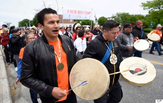 Wab Kinew On Canadian Racism, Relocating Attawapiskat, And The 'Criminal' State Of Aboriginal