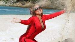 Mariah Carey Is Living Her Best Life On