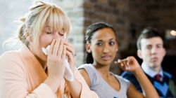 The 10 Co-Workers You Want To Avoid During Flu
