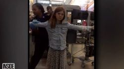 10-Year-Old Girl Frisked By TSA Agents For Bizarre