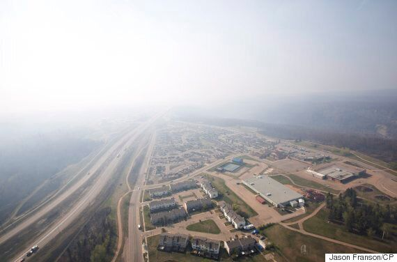 Fort McMurray Fire: Concerns Shift To Oilsands
