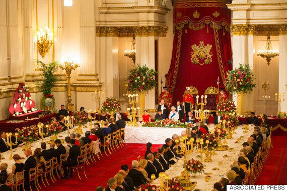 Kate Middleton Takes A Seat Of Honour At First State