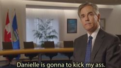 What Prentice Was Really Thinking In His TV